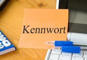 Internetnutzer wählen häufig Kennwörter die zu einfach sind