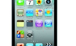 iPod touch mit Apps