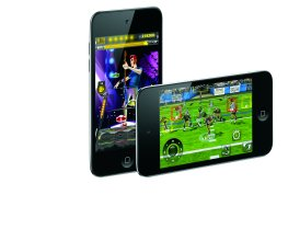 iPod touch mit Games