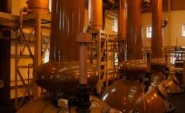Islay -schottische Destillerien im Überblick