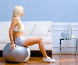Isometrisches Training: einfach fit halten