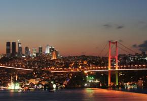 Istambul bei Nacht