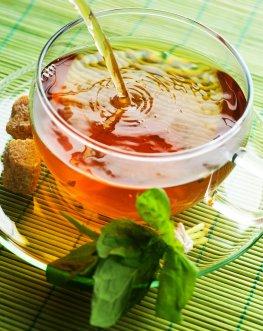 It's Teatime - Tee ist ein beliebtes Getränk