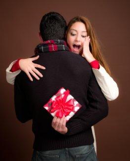 Jahrestag - ein Geschenk für die Partnerin