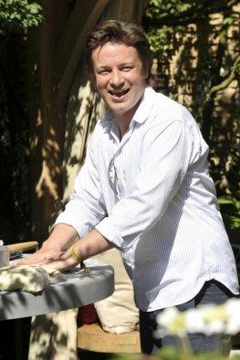Jamie Oliver - der beliebte Fernsehkoch