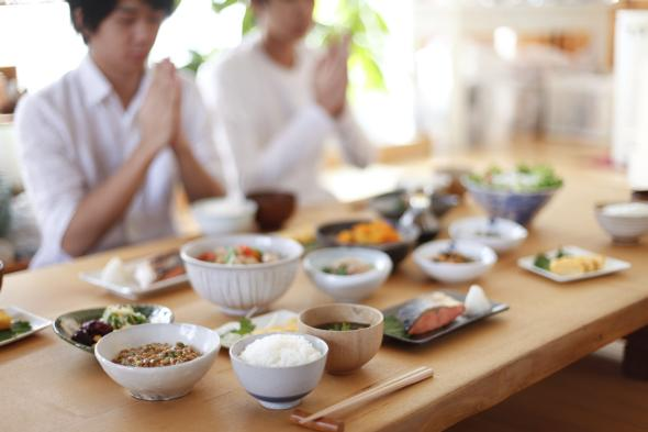 Die japanische Küche ist sehr abwechslungsreich und gesund.