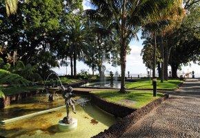 Jardins de la Quinta Vigia - Funchal