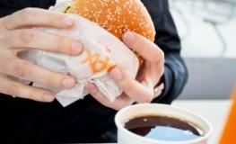 Junkfood ist ungesund - es macht uns dick und fett