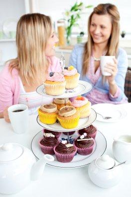 Kaffeeklatsch - Kaffee und Kuchen in lustiger Runde