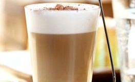 Kaffeeröstereien: Ein Cafe Latte