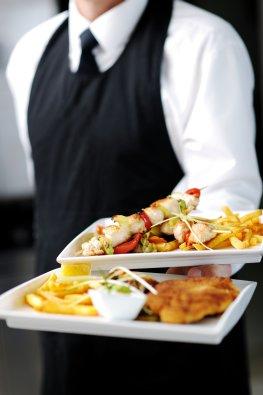 Kalorien auf dem Teller - Fettes Essen im Restaurant