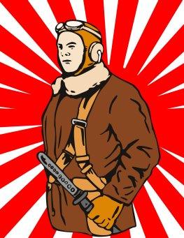 Selbstmordkommandos: Kamikaze-Flieger im zweiten Weltkrieg