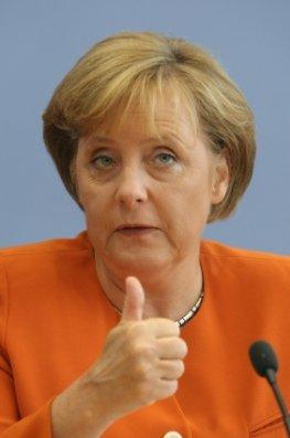 Kanzlerin Dr. Angela Merkel