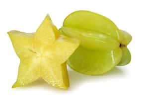 Karambola, auch Sternfrucht genannt