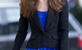 Kate Middleton ist zu Gast auf einer Hochzeit von Harry Meade und Rosemarie Bradford - Northleach