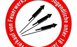 Keine Feuerwerkskörper unter 18 jahren