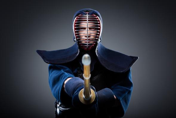 Kendo ist ein traditioneller und beliebter Sport in Japan.