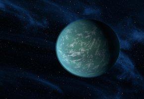 Kepler-22b - eine zweite Erde im Weltall?