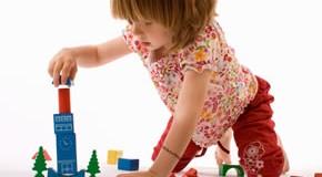 Kindliche Früherziehung: Kinder wollen spielen