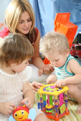 Kinderbetreuung als Tagesmutter