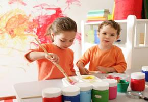 Kindergarten - Der Einstieg ins Kindergartenleben