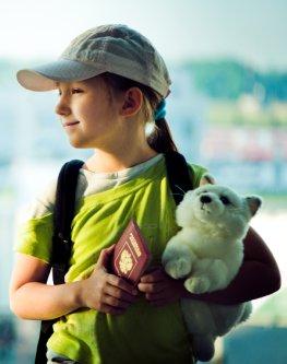 Kinderreisepass - Kinder brauchen ab Juni 2012 eigene Reisedokumente