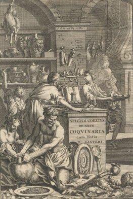 Marcus Gavius Apicius - Kochbuch der römischen Antike
