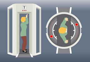 Körperscanner sollen mehr Sicherheit bringen