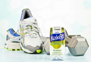 Kokosnusswasser - das Getränk für Sport und Freizeit