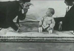 Konditionierung - der kleine Albert weint