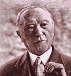 Konrad Adenauer der Erfinder des Kölner-Brots