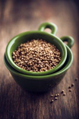 Pflanzenmedizin: Koriandersamen helfen bei Kopf- und Bauchweh