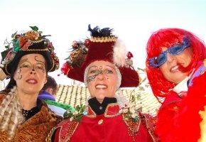 Kostümtrends - Mittelalter-Kostüme zu Fasching