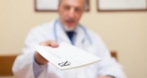 Die Diagnose, ob eine Krankheit akut oder chronisch ist, kann man im Befund nachlesen.