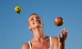 Krebsprävention - richtige Ernährung und Fitness halten den Körper gesund