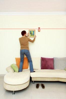Kunstwerk aufhängen: Kunst kann man auch ausleihen