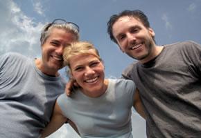 Lachen ist Gesund - Eine Lach-Yoga Gruppe