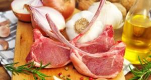 In Deutschland wird nicht soviel Lamm gegessen.
