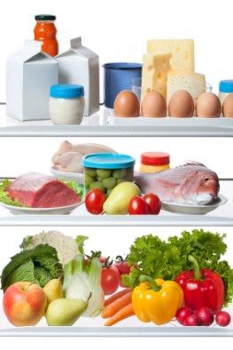 Peter d'Adamos Diät - Lebensmittel anhand von Blutgruppen auswählen