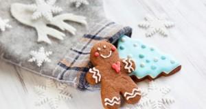 Der Lebkuchen ist ein Weihnachtsgebäck mit Tradition.