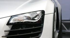 LED Lampen bei einem Audi