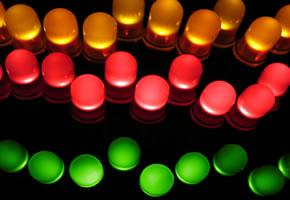 LED Throwies - Kunst mit Licht, eine neue Art des Graffitti