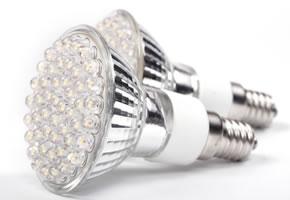 LEDs Lights sind eine Alternative aber noch zu teuer