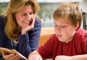 Lernhilfe und Lernkontrolle durch die Eltern