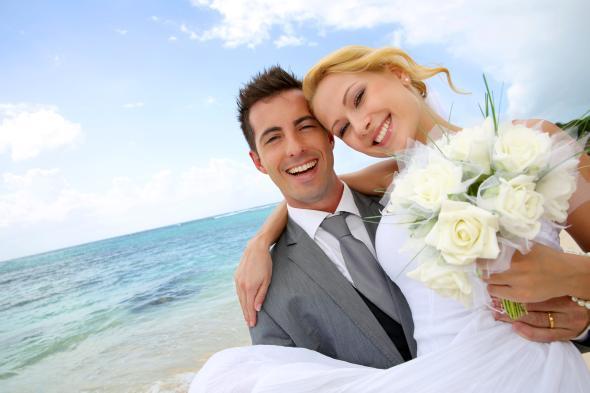 Wer heiratet, sollte dies aus Liebe tun.