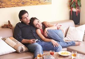 Liebeskomödien im Fernsehen entsprechen nicht der Realität