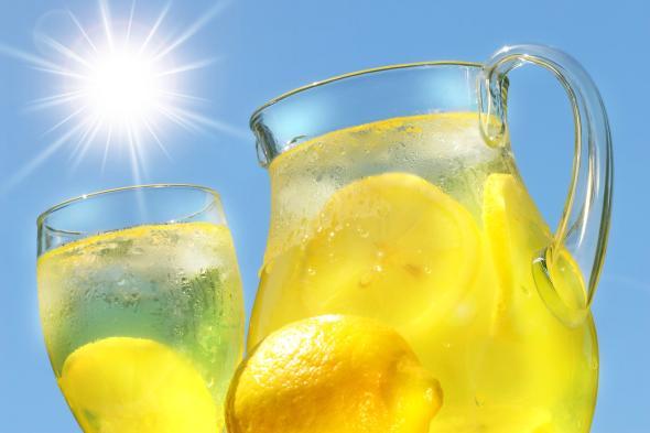 Limonade ist immer noch das erfolgreichste Erfrischungsgetränk.