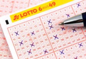 Lottogewinn 6 aus 49 - Lottoschein ausfüllen und gewinnen