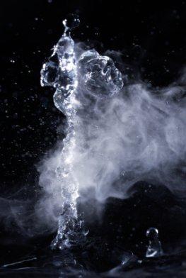 Luftwäscher befeuchten zu trockene Luft