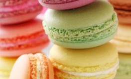 Macarons - zartes Baiser Gebäck aus Frankreich